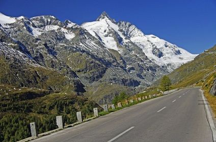 Austria highway