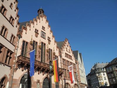 Frankfurt náměstí