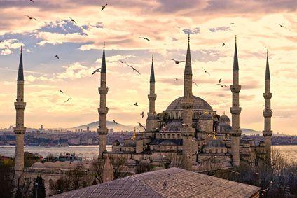 Istanbul the Hagia Sofia