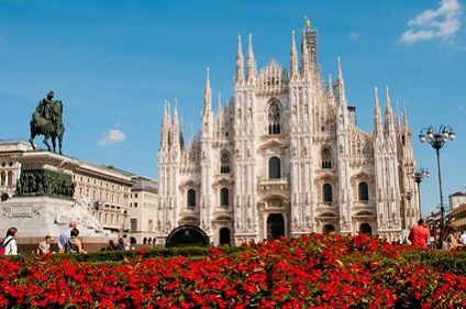 Milan, Duomo, Italy