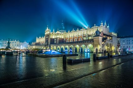 Poland the city