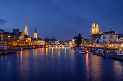 Zurich the city
