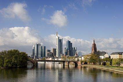 Frankfurt mrakodrapy