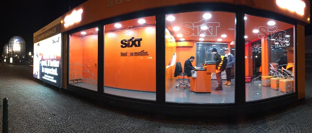 autopujcovna-Praha-Sixt