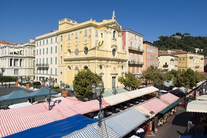 Nice city market