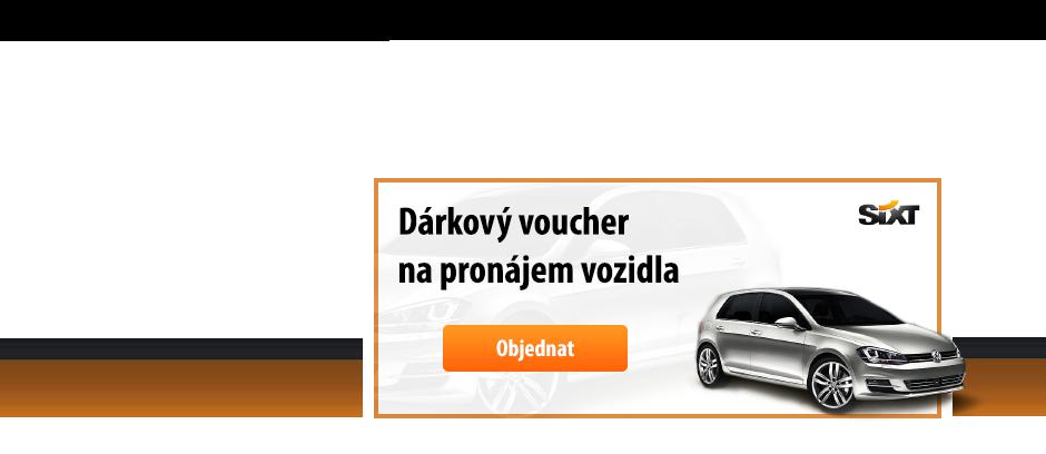 Dárkový voucher