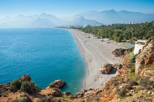 Antalya Turkey Beaches