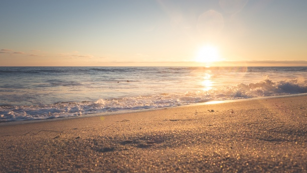 Bulharsko pláž