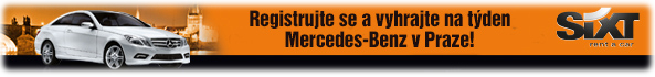 Sixt cestovky banner web RU