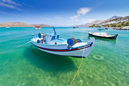 Greece the seaside