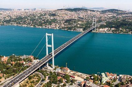 Istanbul the Bosphorus