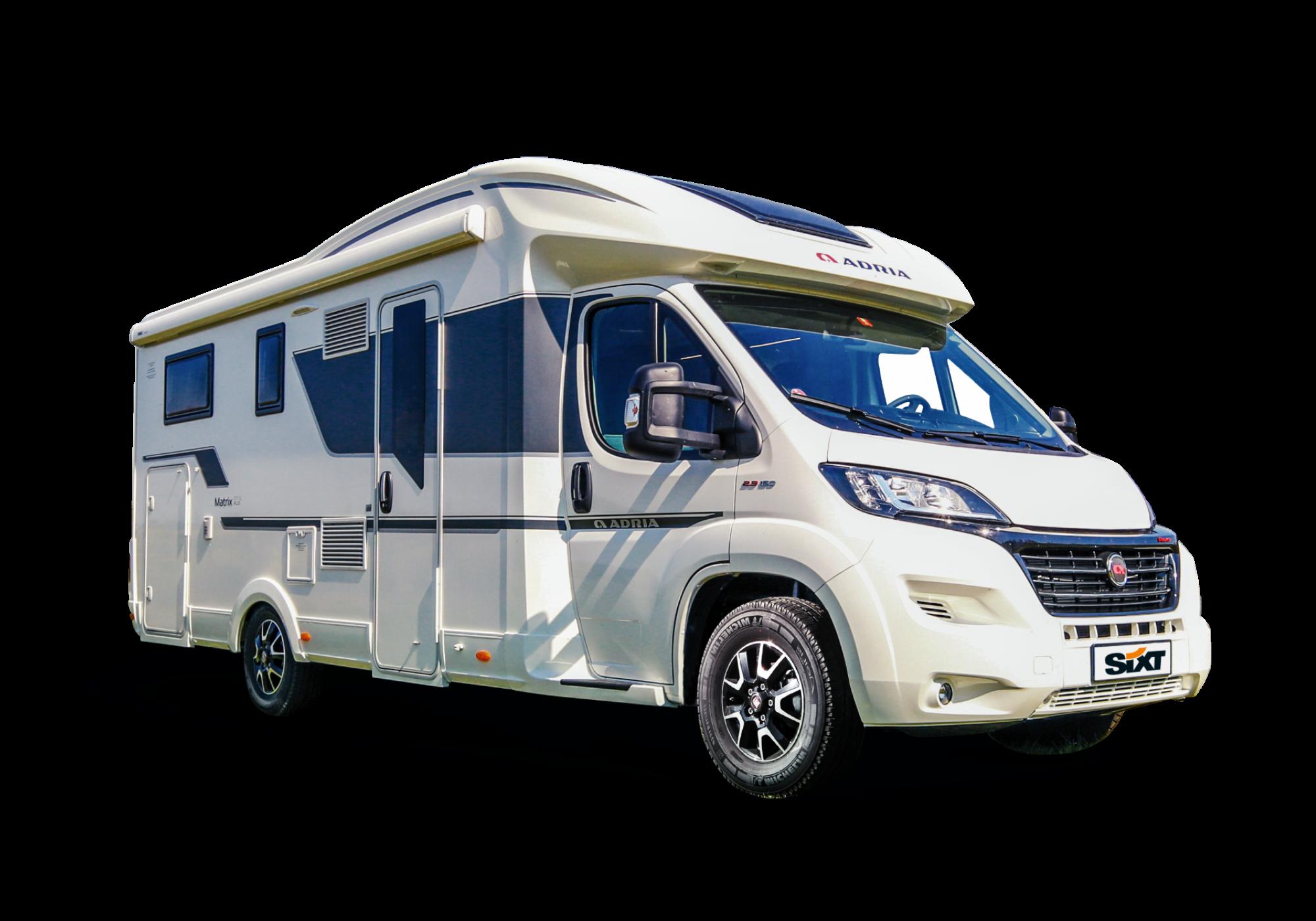 Sixt Adria Matrix karavan