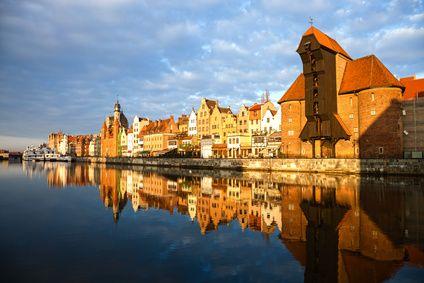 Poland the city