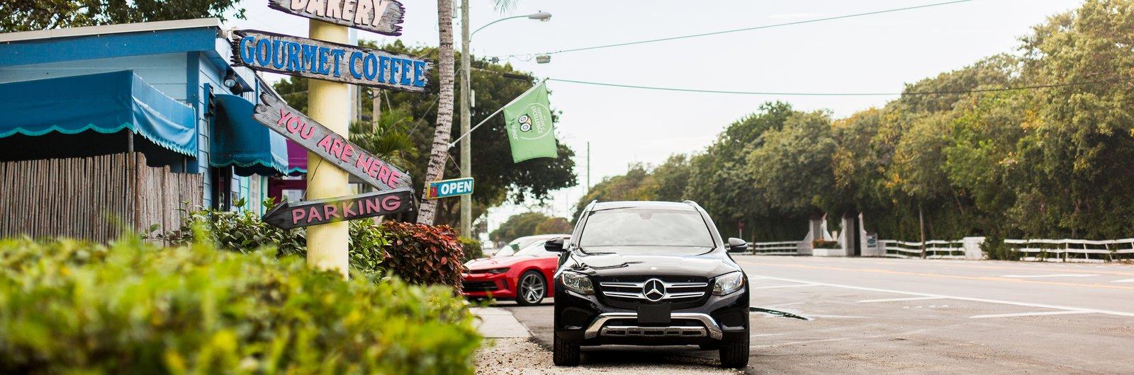 Sixt Mercedes víkendový pronájem