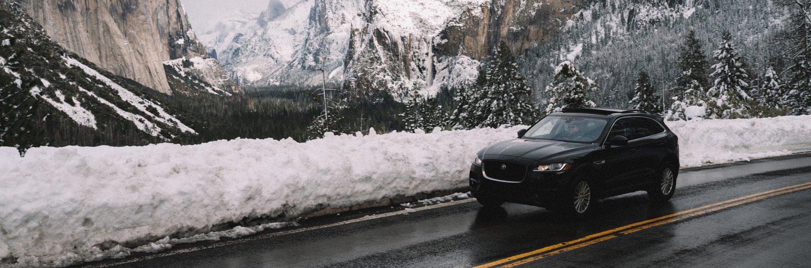 Sixt Jaguar vhorách