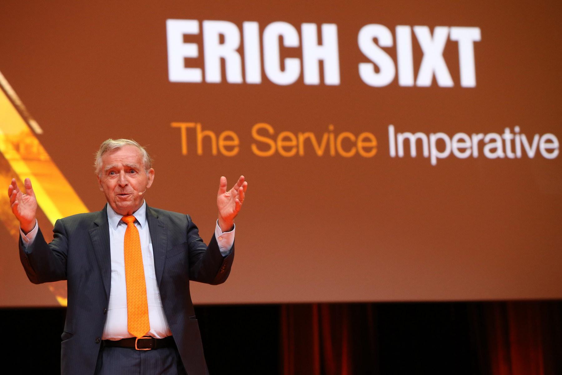 Erich Sixt