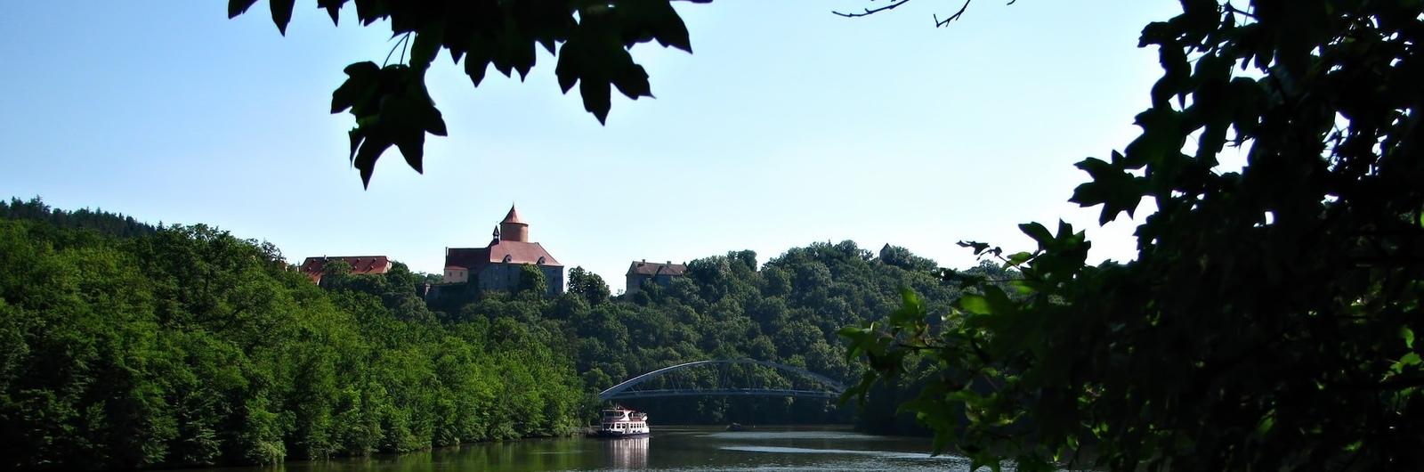 Brno hrad Veveří