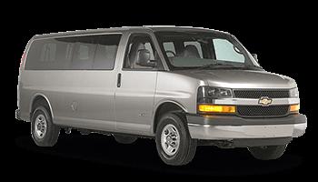 Sixt Chevrolet Express dodávka