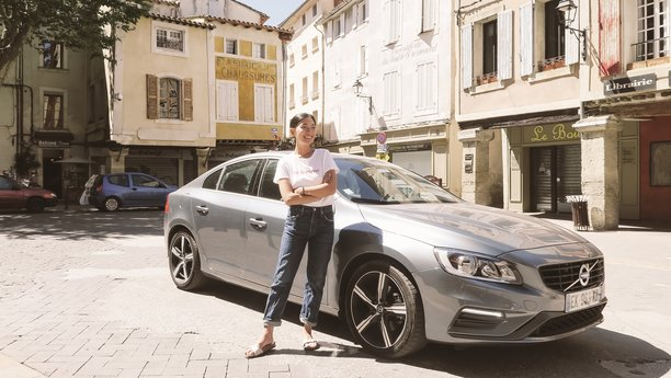 Sixt Volvo