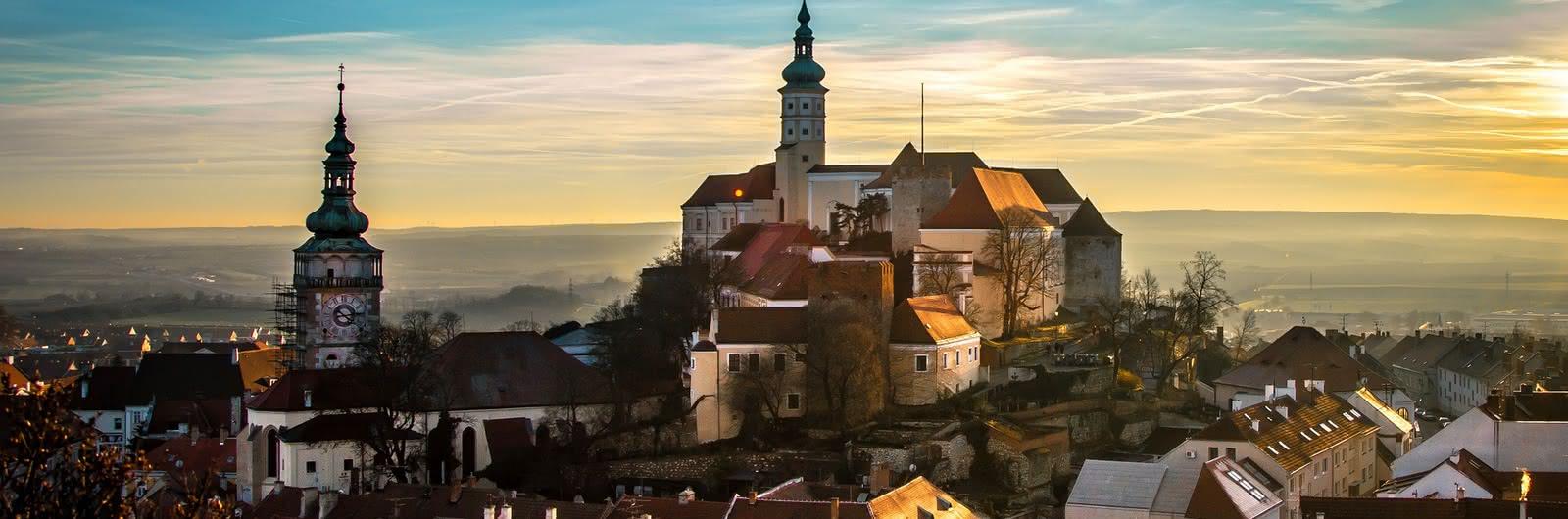 Česká republika panorama