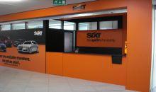 Autopůjčovna Sixt - letiště Brno