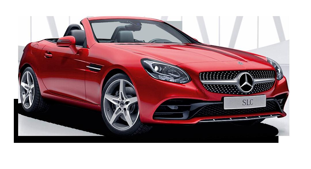 Mercedes SLC kabriolet