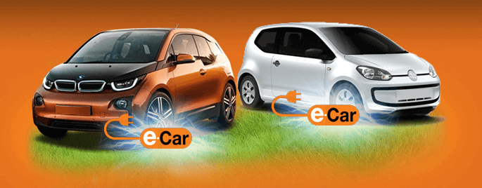 Elektro-auta Sixt