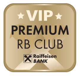 RB Premium VIP club logo