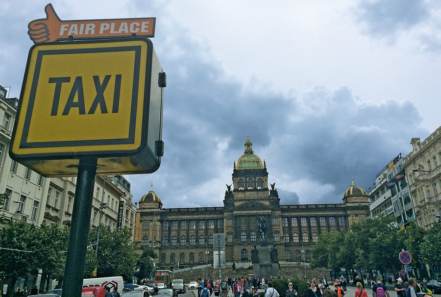 Wenceslas Square Car rental Sixt