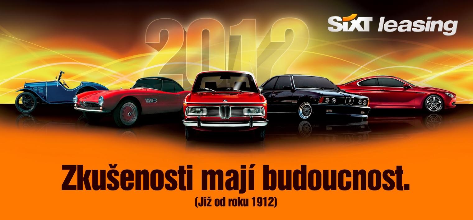 100 let Sixtu banner