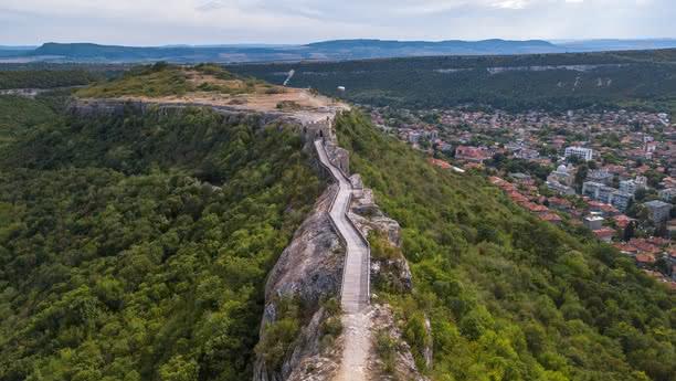 Bulharsko země