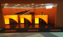 Sixt Car rental Prague-Airport branch