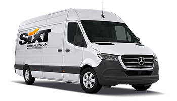 Sixt Mercedes Benz Sprinter Van