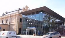 Train Station Ostrava-Svinov