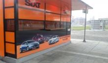 Pobočka Sixt na nádraží Ostrava - Svinov