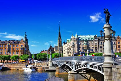 Sweden the city