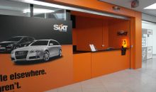 Sixt Car Rental Branch at Brno Airport