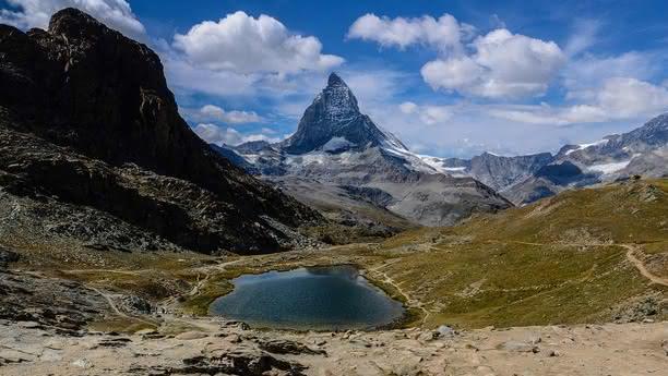 Švýcarsko příroda