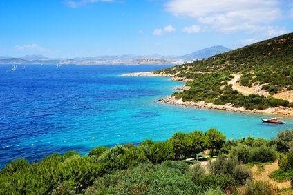 Turkey seaside