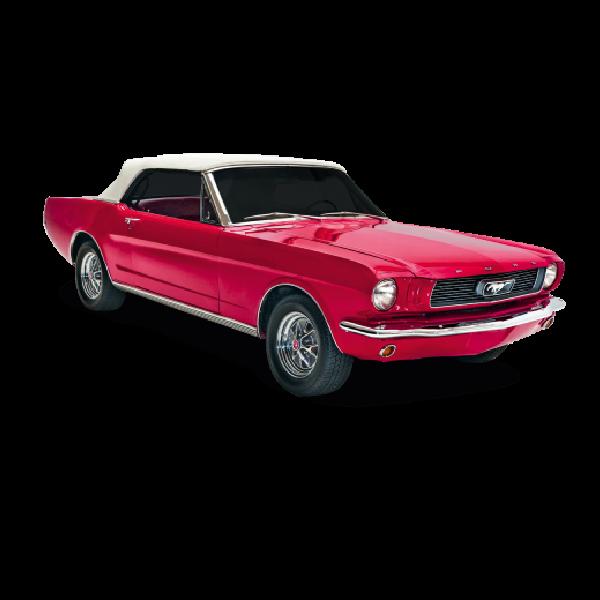 Mustang kabrio 1966