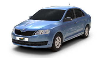 Sixt Škoda Rapid