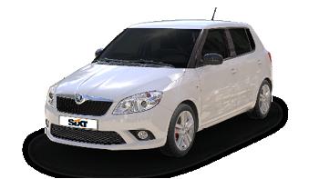 Sixt Škoda Fabia