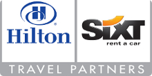 Sixt travel partners Hilton