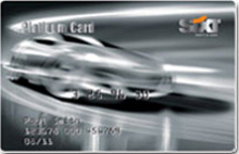 The Platinum Sixt Card