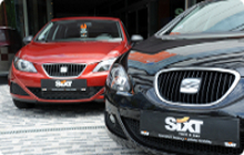 Sixt reservation cancellation