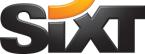 Sixt logo bílý podklad