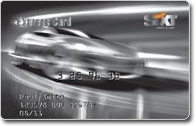 Karta Sixt Express