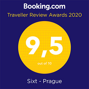 Booking Awards 2020 – Prague